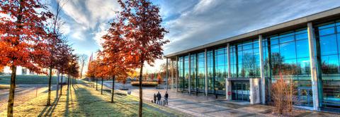 Campus Vestfold. Photo