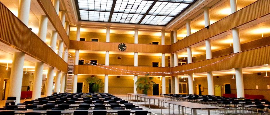 Bilde fra auditorium
