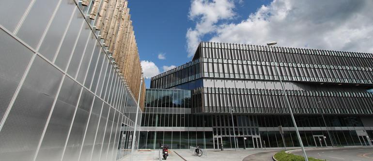 Campus Kongsberg- foto
