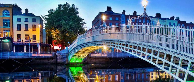 Dublin. Foto.