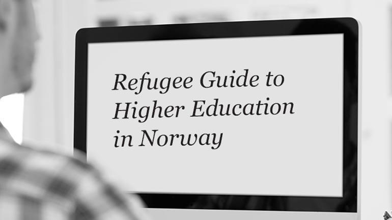 Refugee guide - bilde