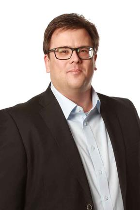 Jarle Løwe Sørensen. Foto.