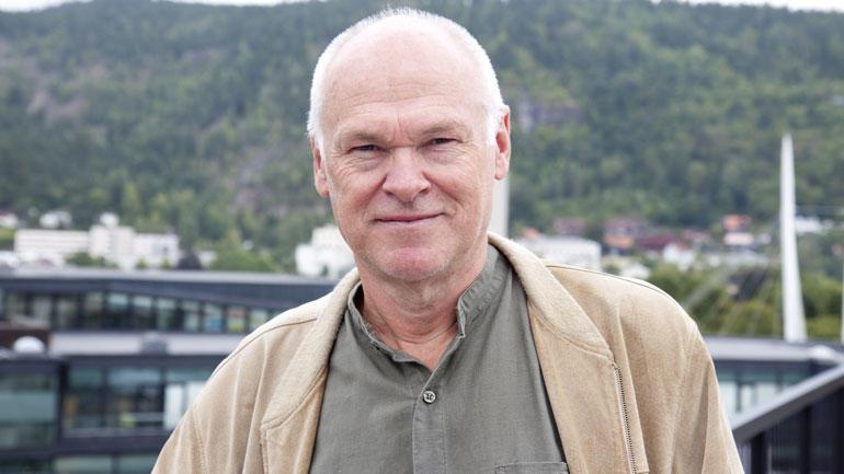 Førsteamanuensis Roger Kjærgård. Foto