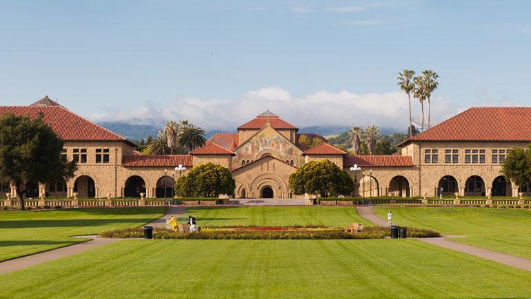 Stanford University.  Foto: Wikimedia