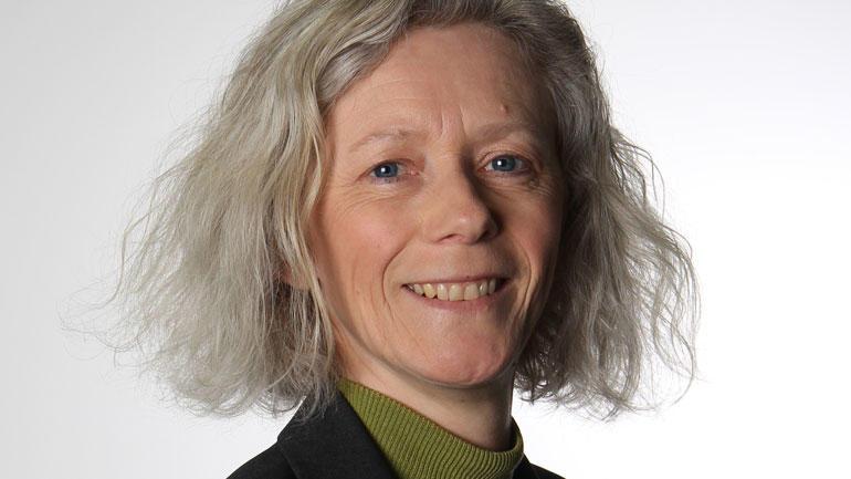 Trude Evenshaug.  Foto: HSN