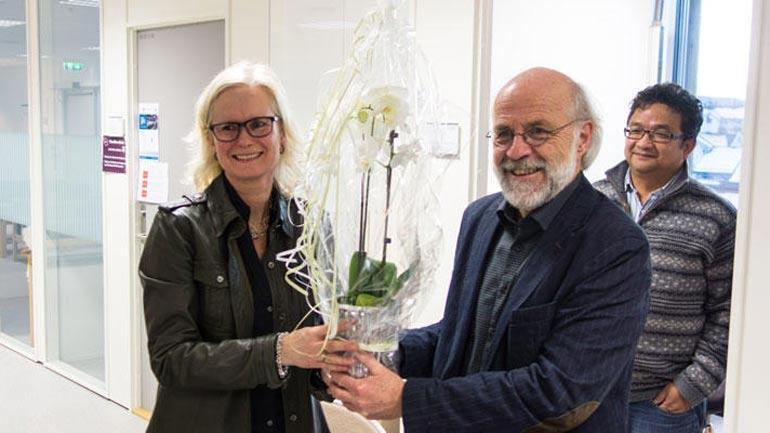 Kirsten Helle, Petter Aasen og Tho Do Duy