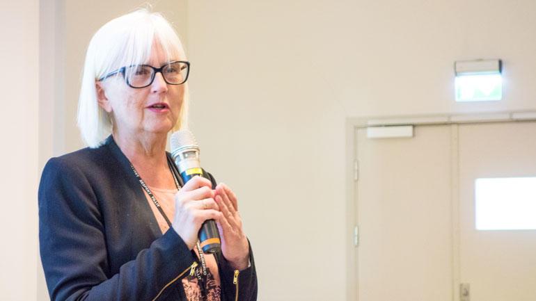 Fylkesmann Helen Bjørnøy - foto