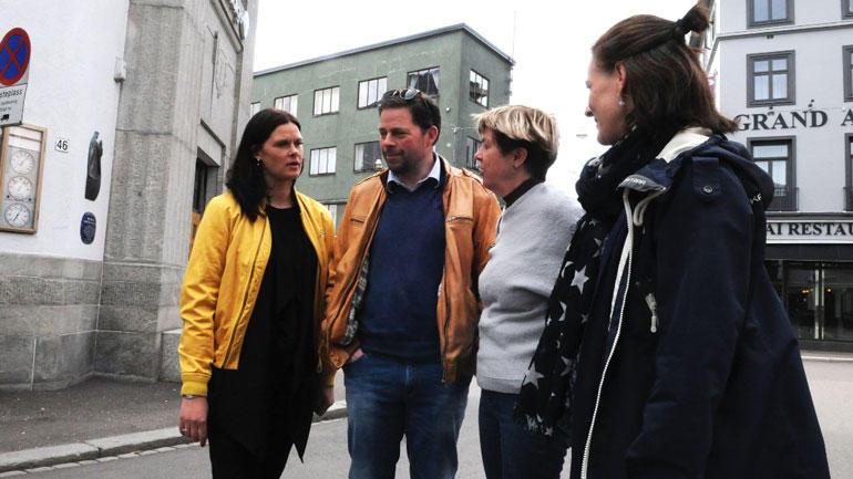 Foto: Julie Moon Fjell - Vestviken24.no - Gruppebilde av deltakere i artikkelen.