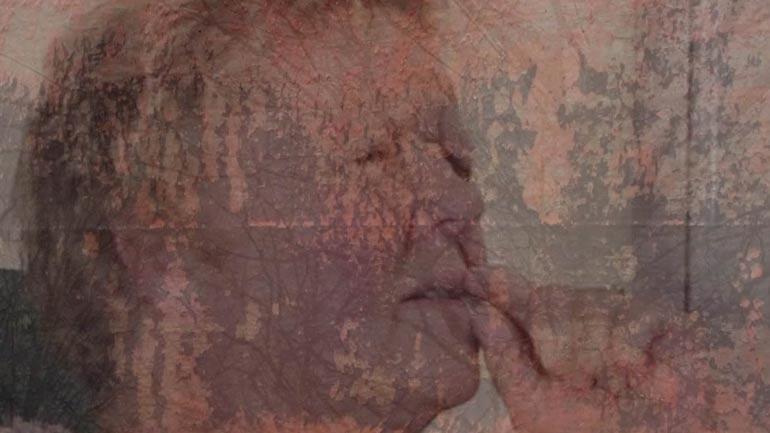 Stillbilde fra Kin Wessels videokunstprosjekt Stemmer