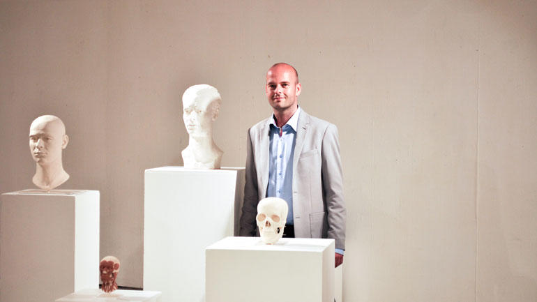 Stian Marius Abrahamsen - foto