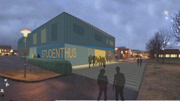 Det nye studenthuset