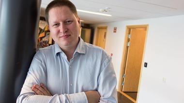 Professor Kjell Ivar Øvergård. Foto