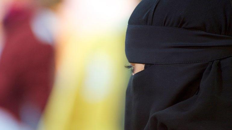 Kvinne i Niqab. iStock/Paolo Toffanin
