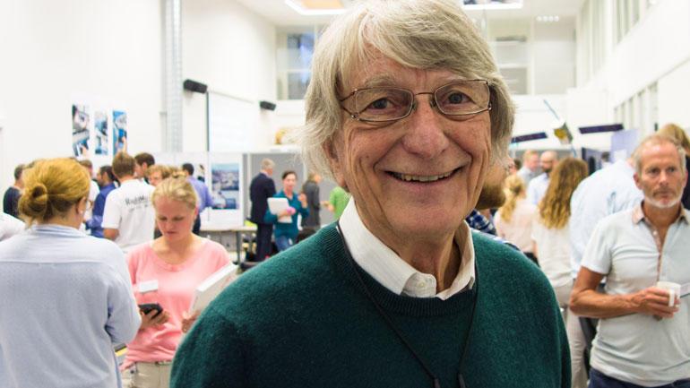 Professor Larry Leifer. Foto