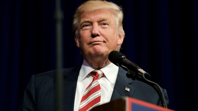 Donald Trump. Foto iStock/Bastiaan Slabbers