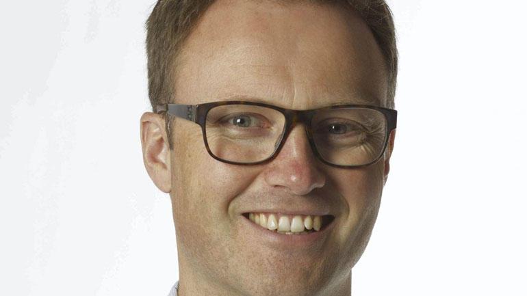Høgskolelektor Sigurd Hareide.  Foto