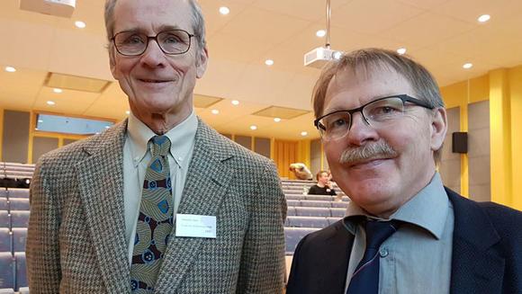 Edward Deci og Halgeir Halvari