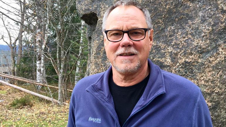 Petter Andreas Kongsgården er kåret til Årets nettlærer 2016.  Foto