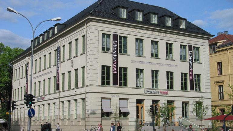 Litteraturhuset. Foto: Wikipedia