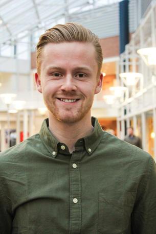 Pål Magnus Hannisdal. Foto