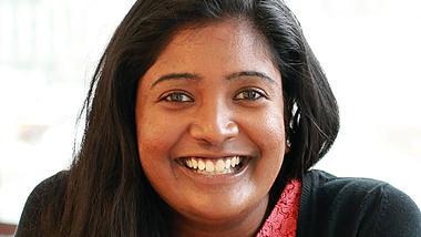 Tharsi Ganeshathasan. Foto