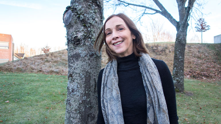 Nina Katrine Prebensen - foto. Jan-Henrik Kulberg / HSN