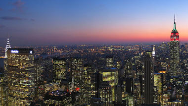 New York skyline. Foto: Wikipedia