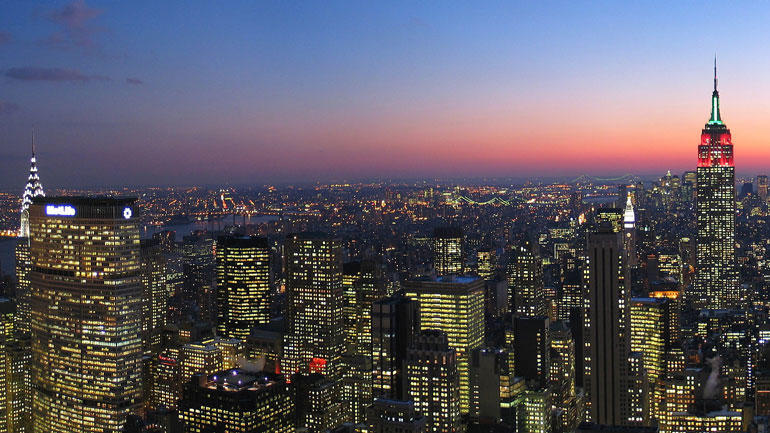New York. Foto: Wikipedia