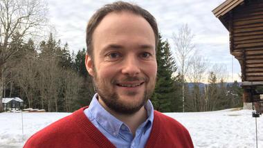 Stian Roland er ny instituttleiar ved studiestad Rauland.
