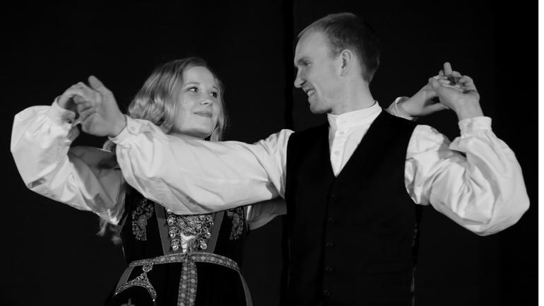 Dans på Rauland Vinterfestival 2016