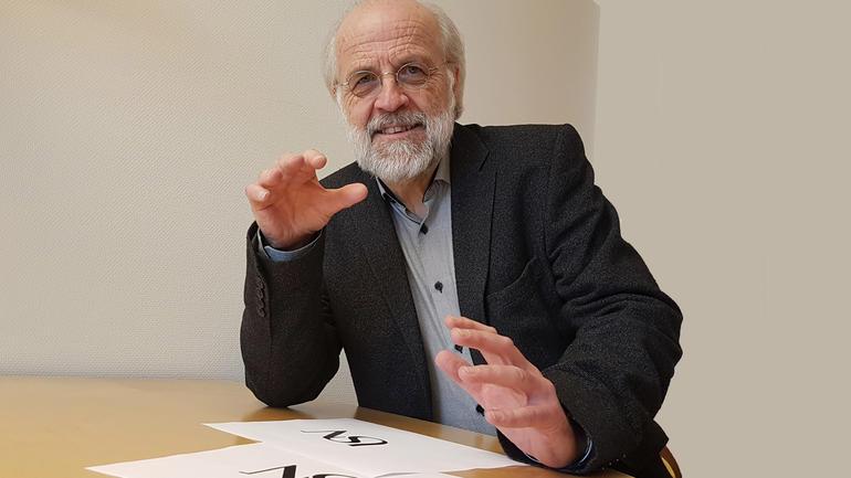Peter Aasen. Foto.