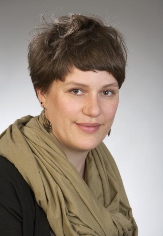 Stipendiat Patricia Graf