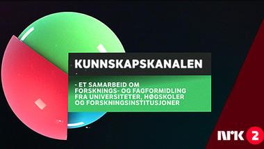 Skjermdump fra Kunnskapskanalen. Foto