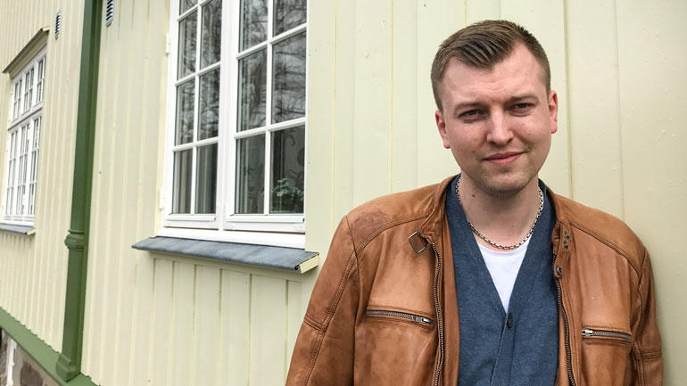 Magnus Møller - foto