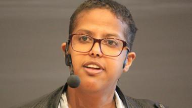 - Åpenhet får verden framover, appellerte Amal Aden til de lydhøre studentene.