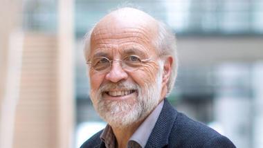 HSN - rektor Petter Aasen.