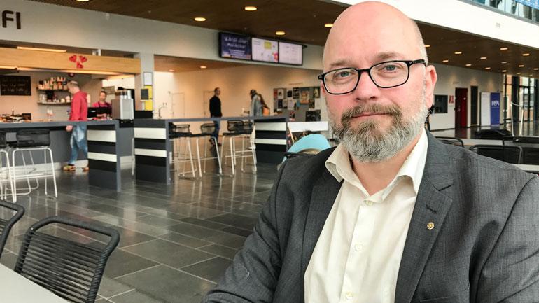 Jörn Klein. foto.