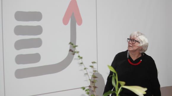 Anne Solberg hovedforedrag