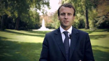 Emmanuel Macron - foto