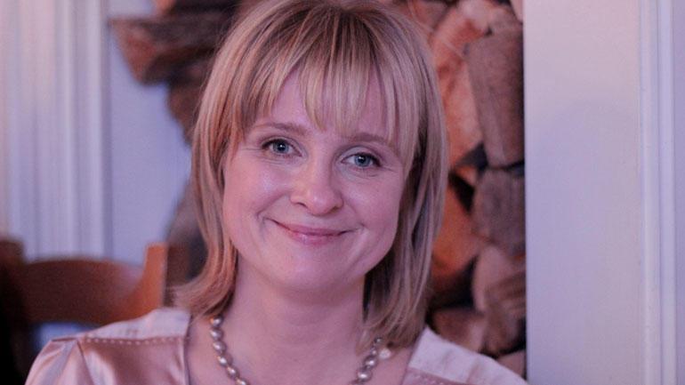 Kristin Briseid. Foto.