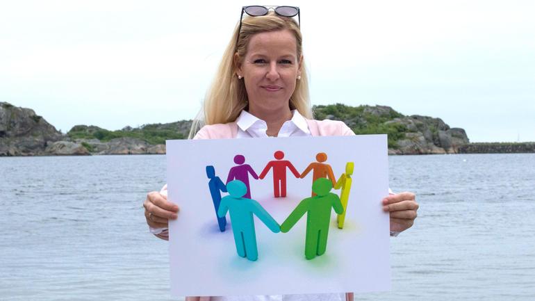 Camilla Anker-Hansen. Foto