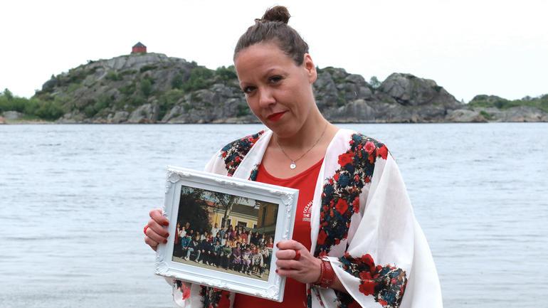 Anna-Sabina Soggiu. Foto