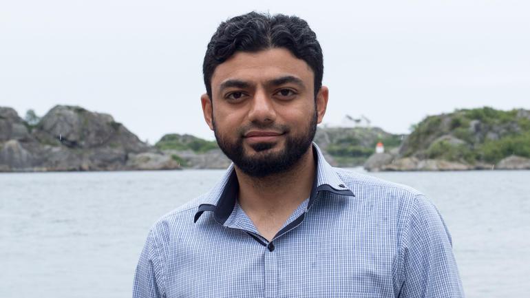 Hassan Ali. Foto