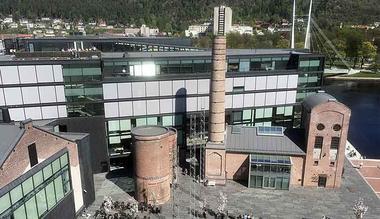 Bilde av campus Drammen