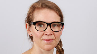 Helle Falkenberg. Foto