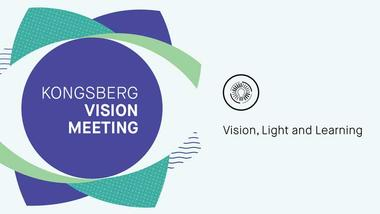 Kongsberg Vision Meeting. Illustration.