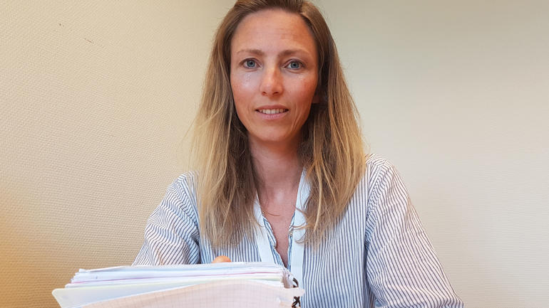 Cecilie Jurgens - Studentombud ved HSN