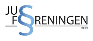 Jusforeningen. Logo.