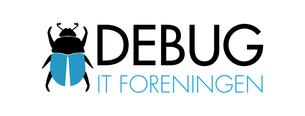 Debug. Logo.