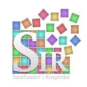 Samfunnet i Ringerike. Logo.